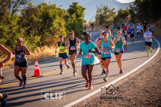 As We Descended Down The Mountain From Ojai To Ventura In Mile 14 Both My Glutes Started Spasming Hoping They D Ease I Continued Run Knowing That If